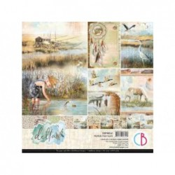 Colouring Book - Bird Song