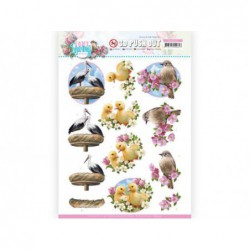 art journal ring band