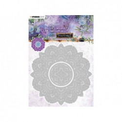 Fimo Effect gemstone roze...