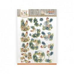 brads - Christmas green