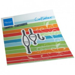 Mini Chipboard Shadowbox Book